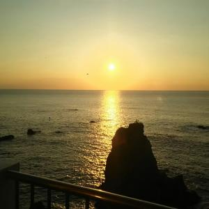 料理旅館 平成(夕陽)