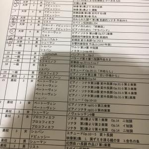 日本クラシック音楽コンクール千葉本選