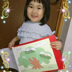2歳児クラス ~クラフト~