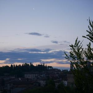 GW・北イタリアの旅で訪れたベルガモのホテル