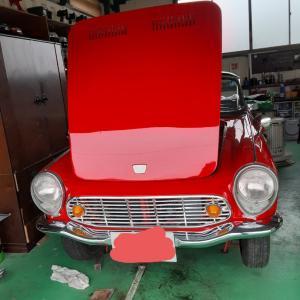 旧車 拝見!