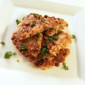 *今日は納豆の日「簡単レシピ」カリカリ納豆チーズ焼き