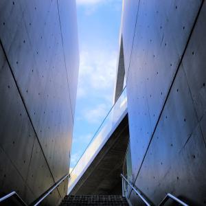 *建築巡りのお写ん歩「京都府立陶板名画の庭」