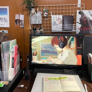 備忘録0515 clean up desk