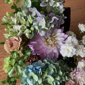 お花をありがとう