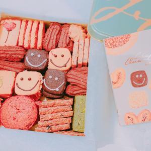 【患者様からお菓子をいただきました】とっても可愛くてみんなで写真を撮りました