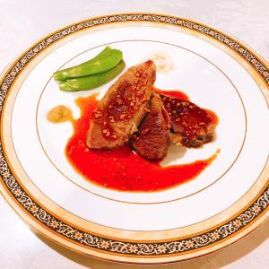 【今夜はジビエ!!】勤務後、鹿肉ステーキでダイエット