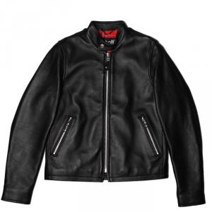 Schott Woman's CAFE RACER JACKET SOLID BLACK入荷しております。