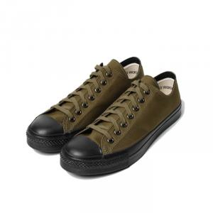 Buzz Rickson's SHOE,BASKETBALL LOW-CUT MODEL VENTILE FABRIC(BR02576) OLIVE入荷