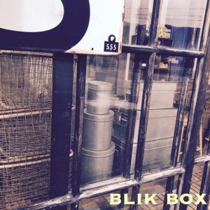 9/29雑貨フェスin北見【祝日も10:30-17:00オープン】収納に大活躍なナンバー付きのブリキ缶2種類が入荷!!
