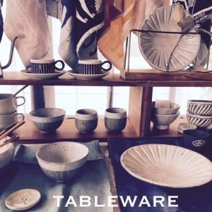 六魯・rokuro(ろくろ) 和テイストな器コレクションが入荷しました◯丁寧に手作業で作られた国内生産で欲しくなる器です!!