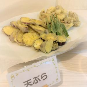 朝食ブログ ~天ぷら~