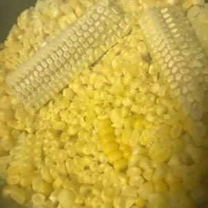 甘くて黄色いしあわせのご飯