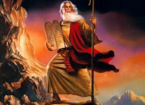 モーセ 享年120歳 Deuteronomy 34:7