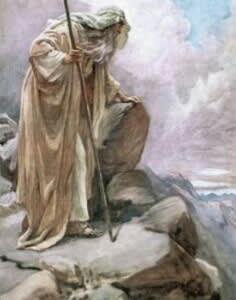 ○○がともにある Joshua 1:9