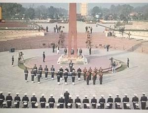 1月26日、共和国記念日