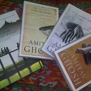 インド本、私の好きな作家