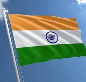 インド国旗のはなし