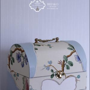 カルトナージュdeドーム型宝石箱