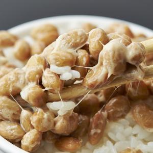 納豆に断トツに含まれる最近注目の栄養素ビタミンK2! 骨や循環器系の健康維持をたすけます。