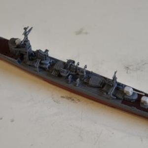 1/350 陽炎型駆逐艦「晴風」を作る 1