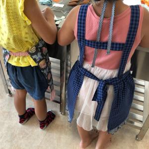 ★秋の子どもお菓子教室「チョコマドレーヌ」のレッスンを開催しました。