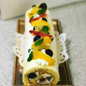 ★米粉ロールケーキにご注文いただき有難うございます。