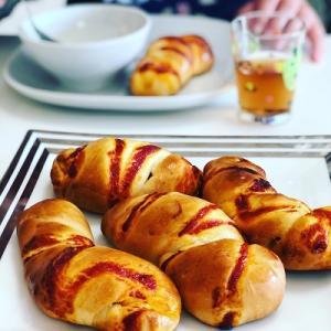 ★子供パン&料理教室「ウインナーパン&じゃがいものスープ」を開催しました。