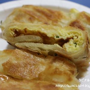喜多士豆漿店 サクサクの絶品蛋餅で朝ごはん→導遊涼麵泡菜專賣店でピリ辛涼麵 @ 台湾・台北