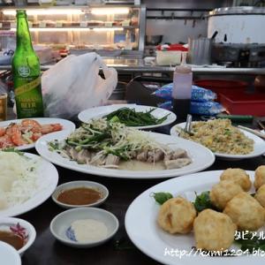 阿榮海鮮鵝肉 巨蛋駅近くにある大型熱炒で海鮮や鵝肉の夕飯 @ 台湾・高雄