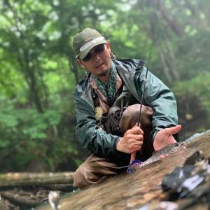 風来坊のフライフィッシング!三人の渓流釣行~画像にうっとり♪