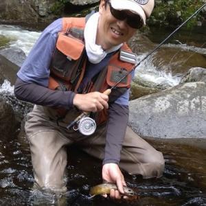風来坊のフライフィッシング!風来坊さん、毎日釣りしてませんか♪