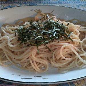 タラコのスパゲティー