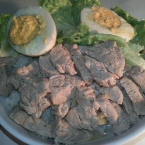 醤肉飯(ルーローハン)