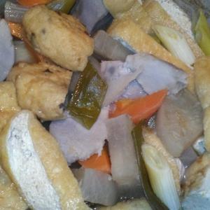冬野菜のごった煮