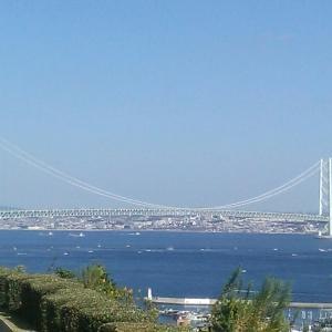 明石海峡大橋と大鳴門 橋