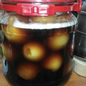青梅のブドウシロップ(ジュース)