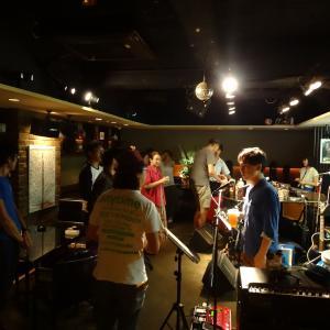 2015年9月12日 ジョニーギター教室 演奏会
