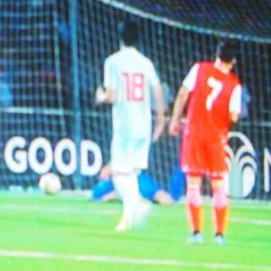 サッカーワールドカップ予選・タジキスタン戦&バレーボールワールドカップ男子がせっかくいい試合してるのに