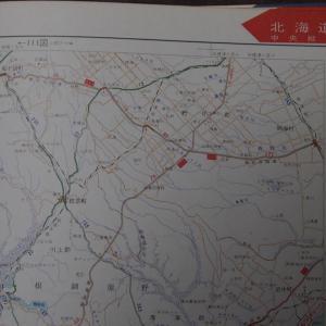 1970年全日本道路地図帖~その79=北海道中央縦貫5(浦幌~釧路~厚岸~浜中)