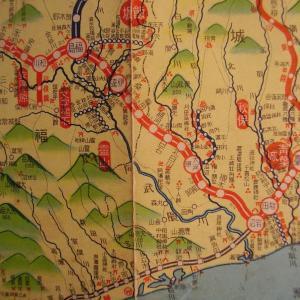 昭和9年鉄道路線図・サムネイル版06=宮城