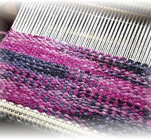 ◆ 織り始めましたが……◆
