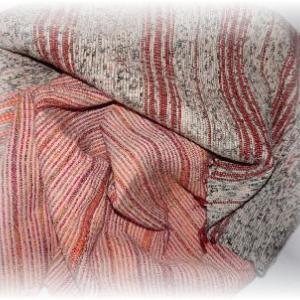 ◆ いい感じの布になりました……◆