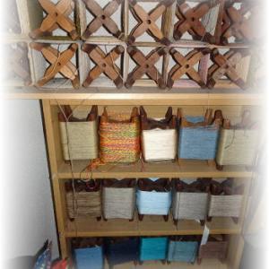 ◆ 糸の整理を少し……◆