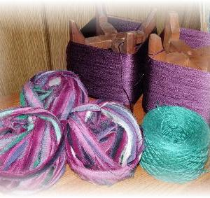 ◆ 半幅帯を織ってみようかと……◆
