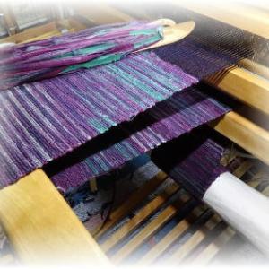 ◆ 今日中に織り上げたいけれど……◆