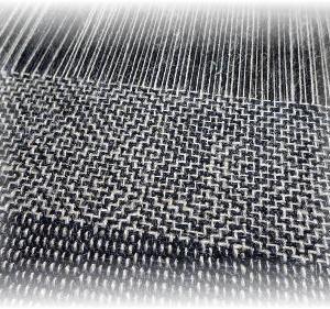 ◆ 織り始めました……うずうず模様 ◆