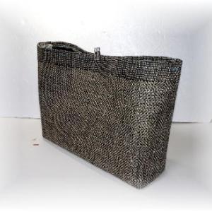 ◆ 麻バッグを作り始めました……◆