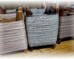 ◆ もう一つの在庫糸消化……◆