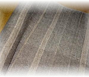 ◆ 後半部分の布が織り上がりましたが……◆